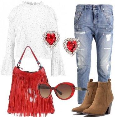 Outfit Un insieme affascinante