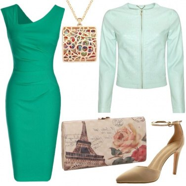 Outfit Chic costa poco