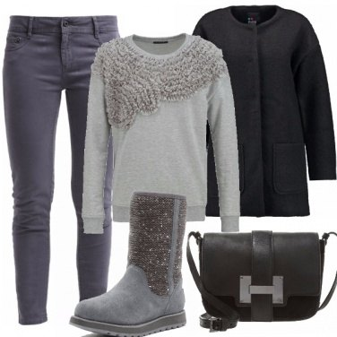Outfit Relaxed mood