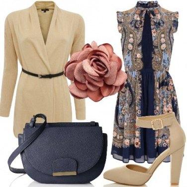 Outfit Fantasie barocche sotto cieli blu