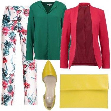 Outfit Vivace e colorato