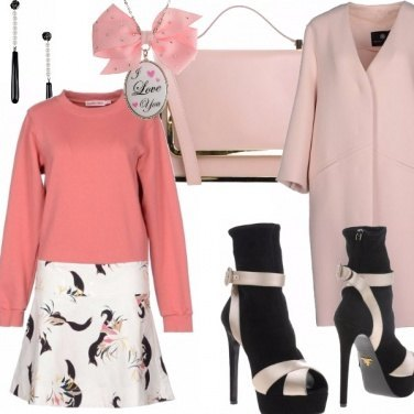 Outfit Scream queens