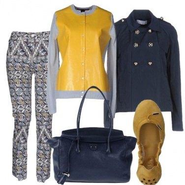 Outfit Moderna e chic