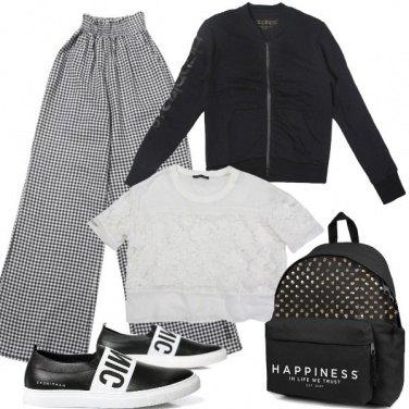 Outfit Grinta e stile in libertà