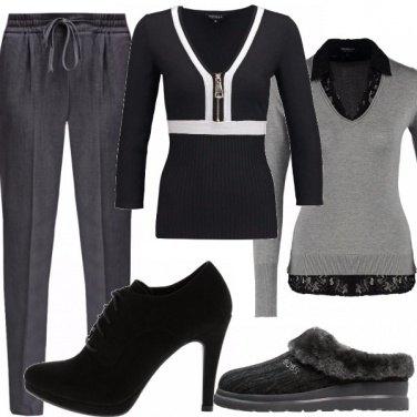 Outfit La perfetta casalinga