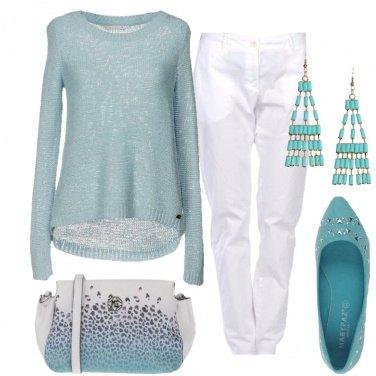 Outfit Cielo sereno