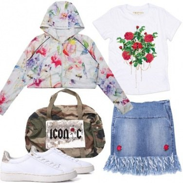 Outfit Rose da Los Angeles
