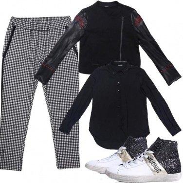 Outfit Un look diverso