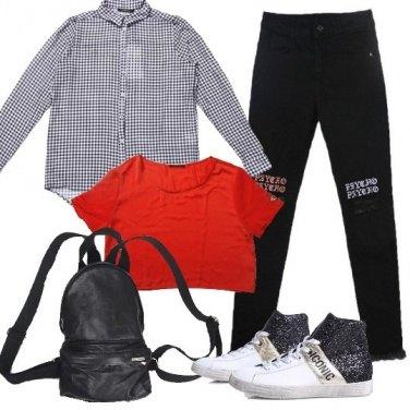 Outfit Tutta mia la città