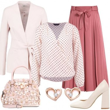 Outfit Dolcemente romantica