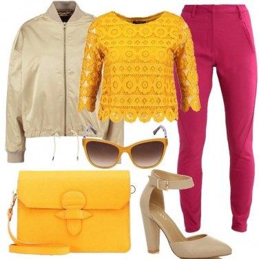 Outfit Un raggio di sole per te