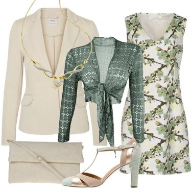 Outfit Semplice chic