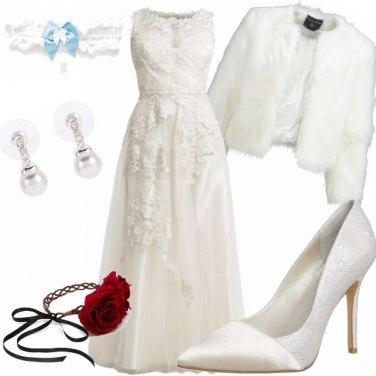 Outfit Abito da sposa ... Dimmi di si...