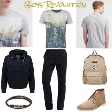 Outfit Boys Revolution