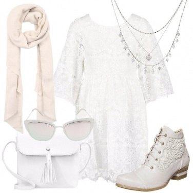 Outfit Un boho chic romantico e libero