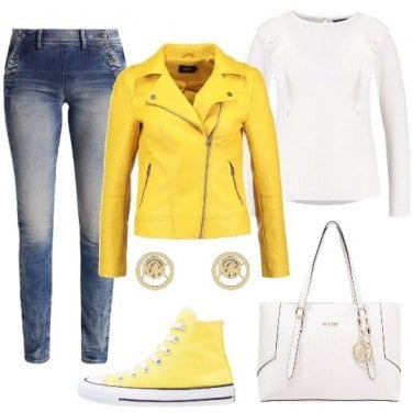 Outfit Sole primaverile