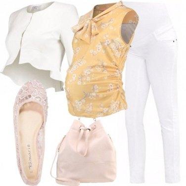 Outfit Mamma bon ton