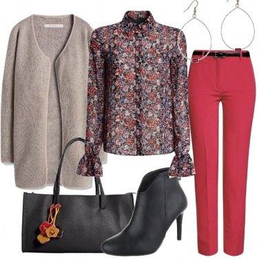 Outfit Oggi cambio colore