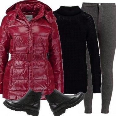 Outfit Fa freddo!