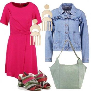 Outfit La scarpa multicolor