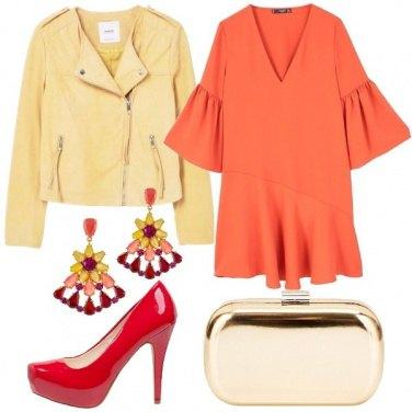 Outfit Una notte colorata