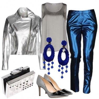 Outfit Laminato d\'effetto