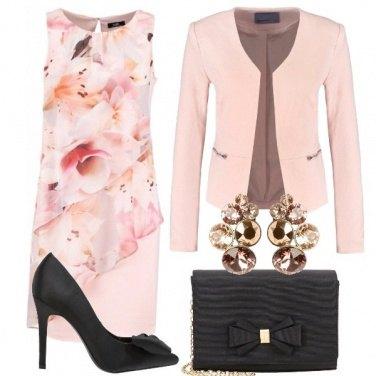 Outfit Primavera fiorita