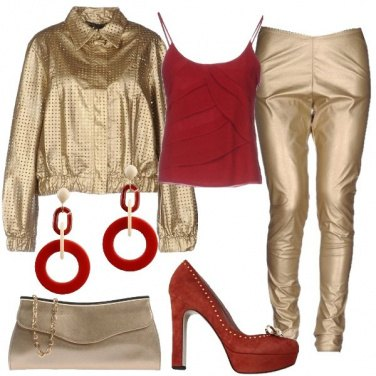 Outfit La regina del party
