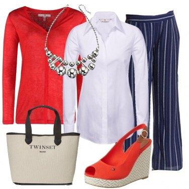 Outfit Una mamma molto trendy