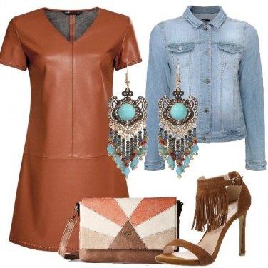 Outfit Un abito strepitoso
