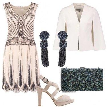 Outfit Regina della festa