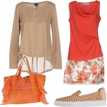 Outfit Comodi fiori