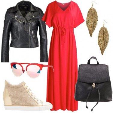 Outfit Shopping con la mia amica