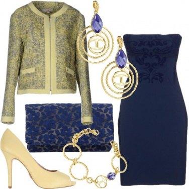 Outfit Dolcemente giallo