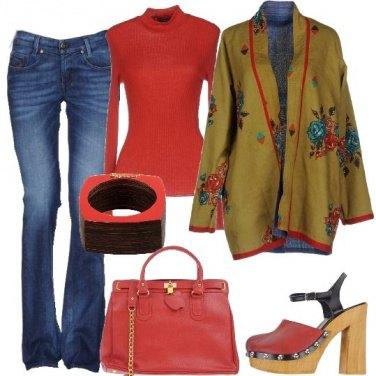 Outfit Un tocco Folk