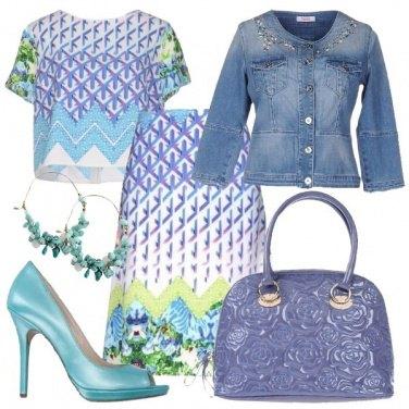 Outfit Tutta in tono