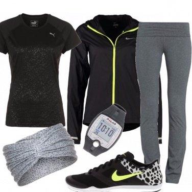 Outfit Bruciamo le calorie
