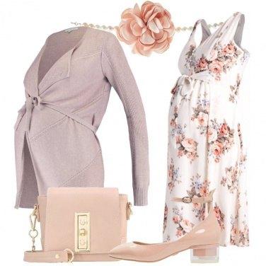 Outfit Una mamma in fiore