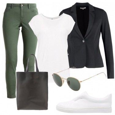 Outfit Giornata di studio