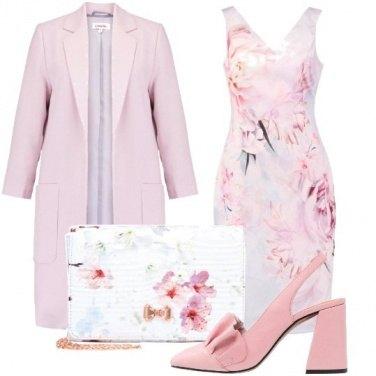 Outfit Tubino romantico