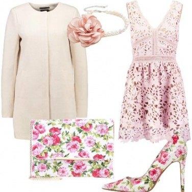 Outfit Sensualmente romantica