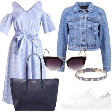 Outfit In giro per la città