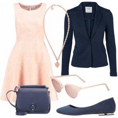 Outfit Romantica primavera