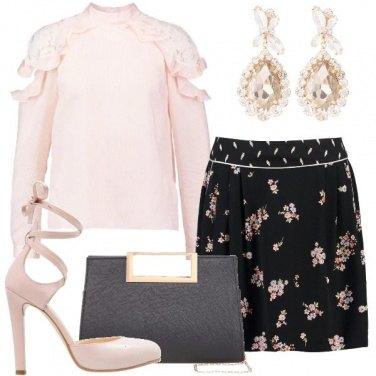 Outfit Romantica cerimonia