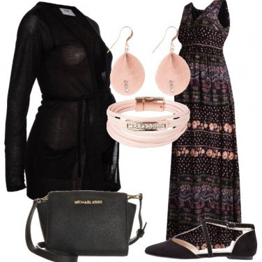 Outfit Mamma etno