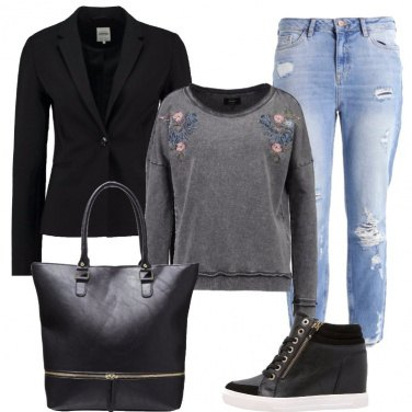 Outfit Teenager petite
