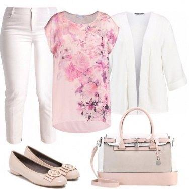 Outfit Sboccia la primavera