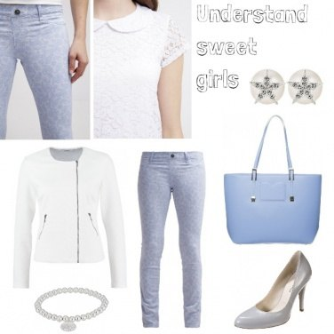 Outfit Understand sweet girls