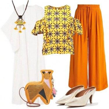 Outfit Colori d\'oriente