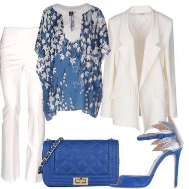 Outfit Pensando ad un gelsomino fiorito